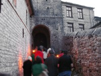 Holy Friday Liturgy in one of the villages of the Zagori district