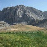 Tymfi mountain over seing the National parks of Vikos-Aoos and Pindus
