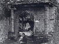 Konitsa village in Epirus, close to Aoos river
