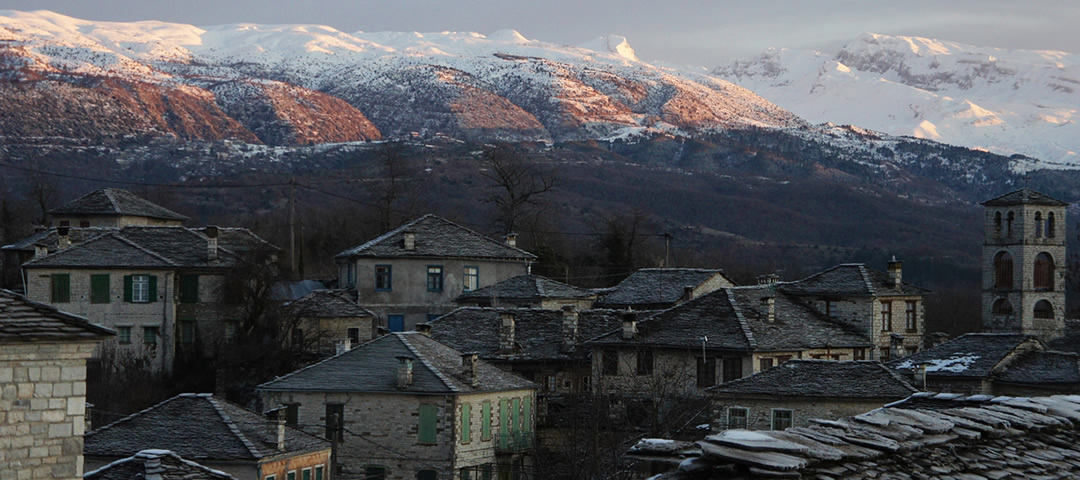 Welcome to Naturally Zagori in Epirus, Greece