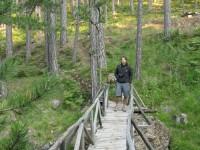 Trekking in Valia Calda National Park