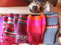Handmade wool creations & Loom – felt seminars in Zagorochoria region, Greece