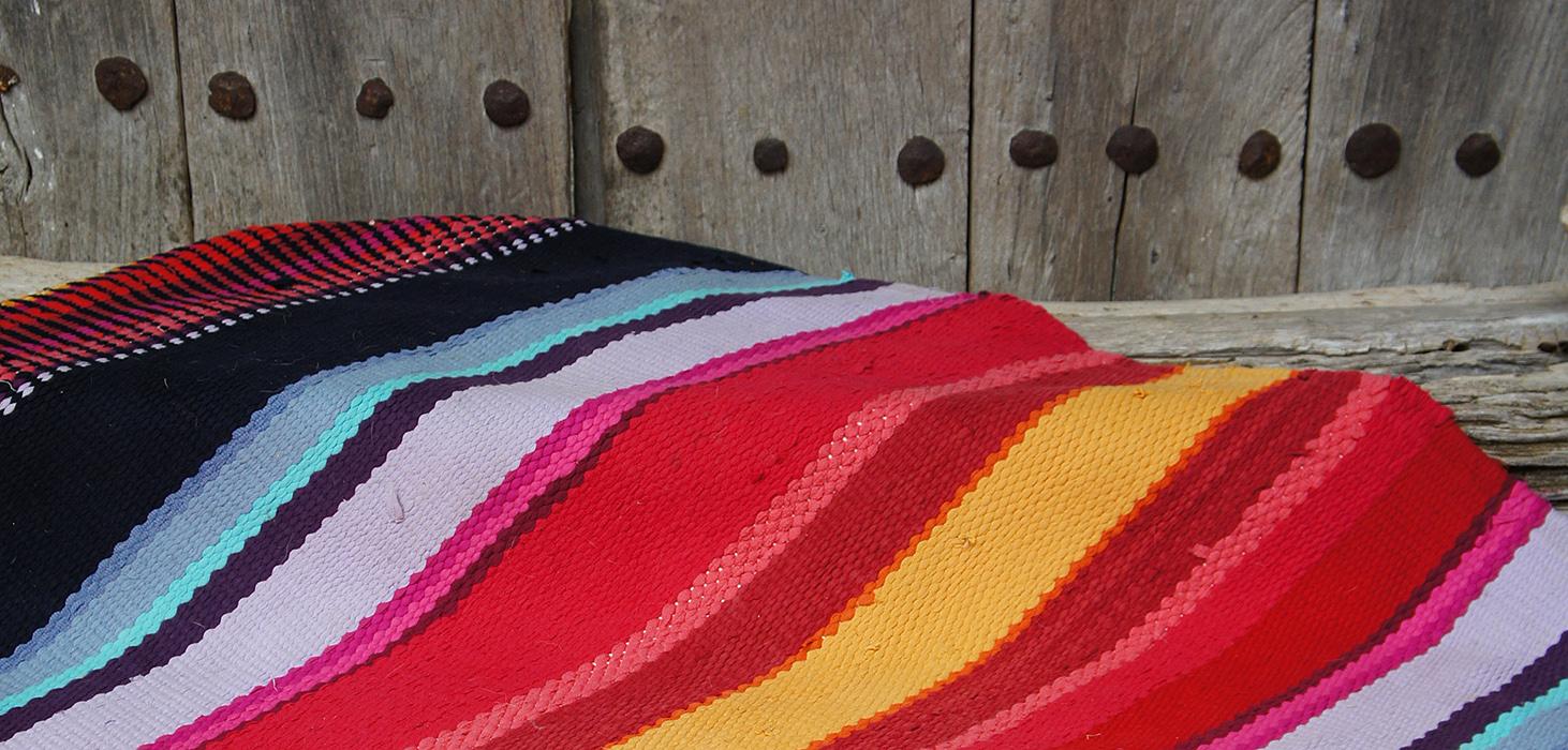 שטיח עבודת יד מסורתי פילס על הנול באזור זגורי אפירוס