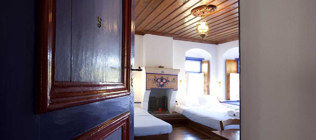 Hotel Saxonis | Megalo Papigo, Zagorochoria, Greece