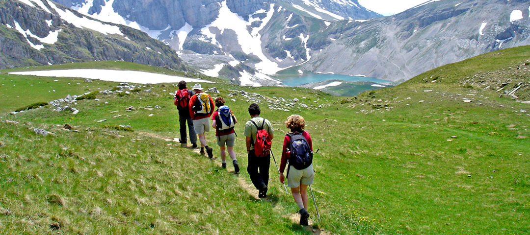 Trekking expedition in Zagori