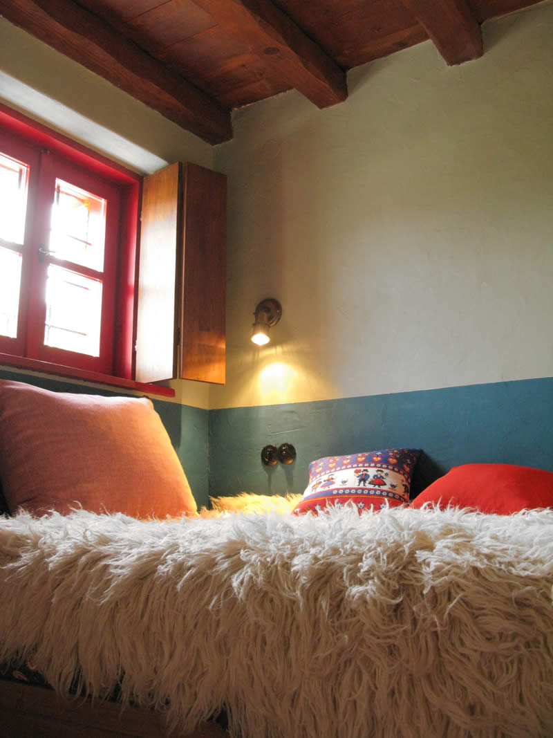 Accommodation with the traditional ambiance of the Zagori region in Epirus