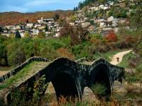Mylos bridge in Kipi village
