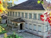 The old school in Kapesovo village in Central Zagori