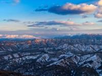 Riziana region in eastern Zagori