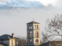 Traditional architecture and stone villages in Zagori