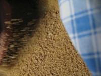 winter's supply of trahava | making trahana in zagori