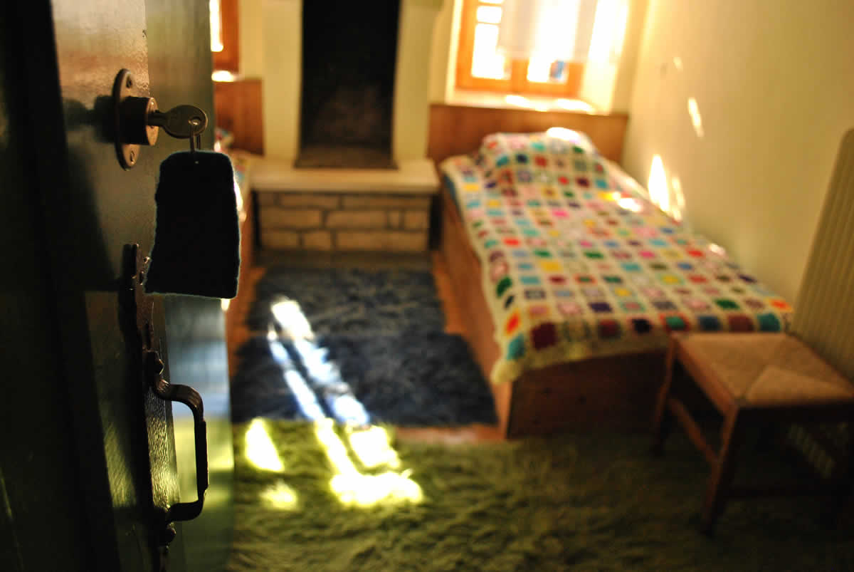 Welcome to Rokka Guesthouse in the Zagorochoria, Greece