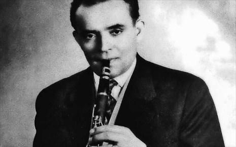 Tassos Chalkias, Clarinetist