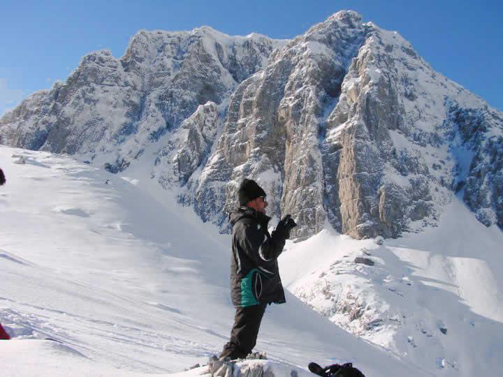 Mountain trekking, Tymphe, Zagori