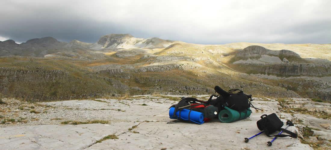 Geohiking Geotrekking in Vikos Aoos Geopark