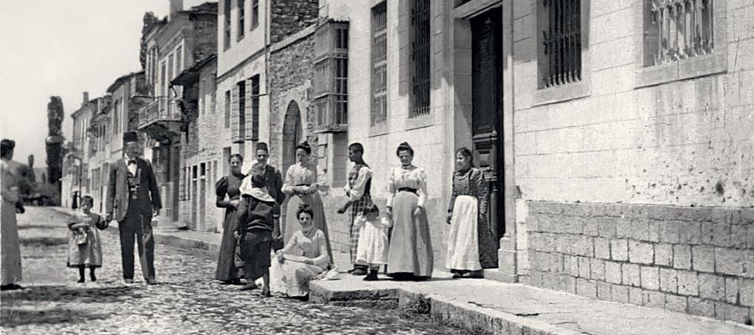 A photographic journey into the lives of the Jews of Ioannina of the past century