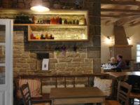 """""""ASTRA INN"""" restaurant in M. Papigo, Zagori"""