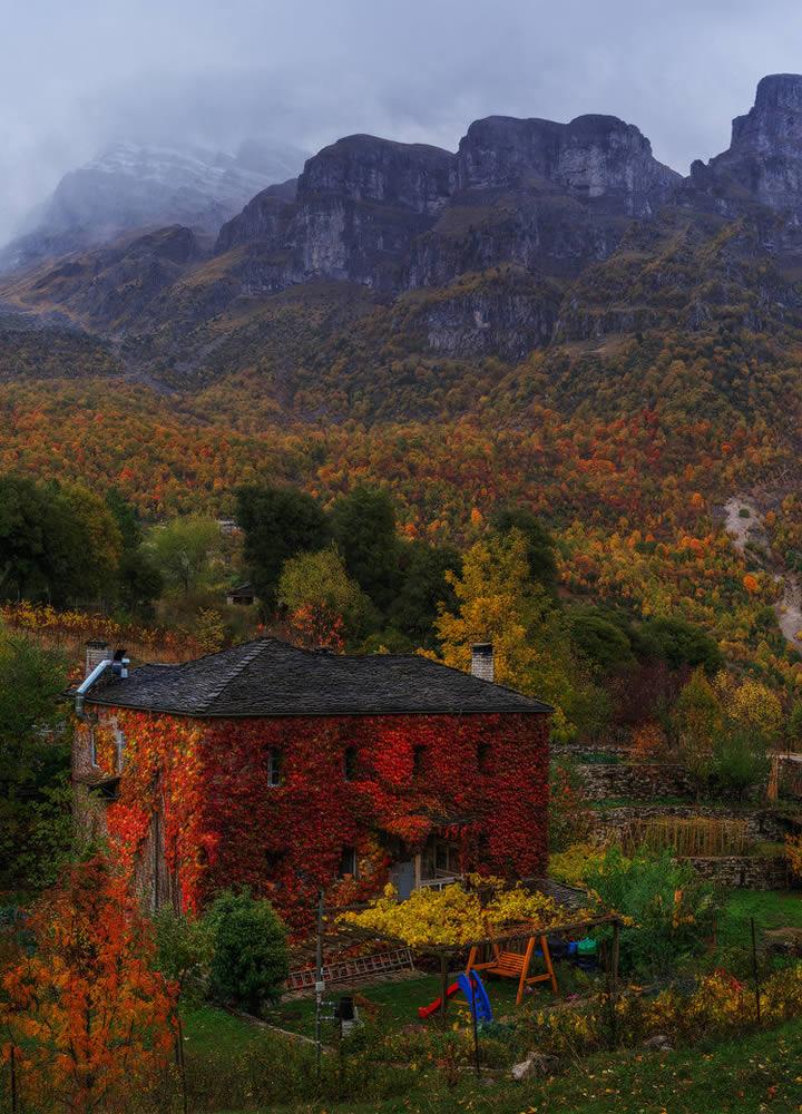 Autumn in Papigo | Alexandros Malapetsas